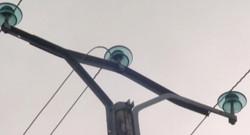 ligne électrique électricité