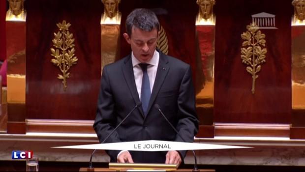 Projet de loi Travail : Manuel Valls recourt une troisième fois au 49.3