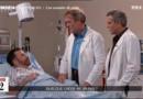 Rencontre explosive et hilarante entre Hugh Laurie et George Clooney