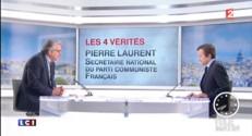 """Hollande sur Canal + : Pierre Laurent exige """"des excuses publiques"""""""
