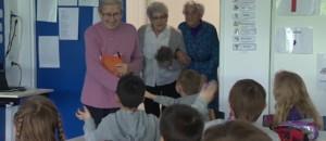 Indre-et-Loire : écoliers et retraités sous le même toit