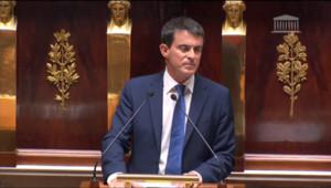 Le 20 heures du 16 septembre 2014 : Vote de confiance : Manuel Valls maintient son cap - 141.77264572143554