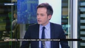 Pierre-yves Bournazel porte parole de NKM