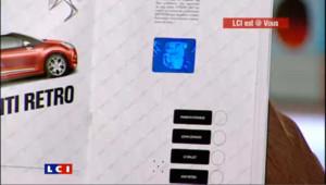 """Spot vidéo diffusé dans l'hebdomaire """"Enjeux-les Echos"""""""