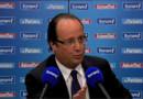 Texte commun Sarkozy-Merkel : la réaction de Hollande