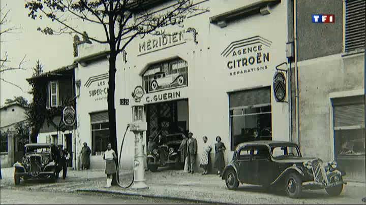Garages anciens Ces-facades-de-garages-typiques-des-annees-d-antan-preservees-10776596tqdlx