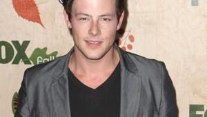 Cory Monteith, l'un des acteurs principaux de la série Glee.