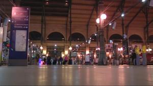gare du nord grève