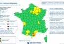 Météo France carte vigilance orange
