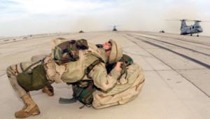 soldat américain tora bora 2001