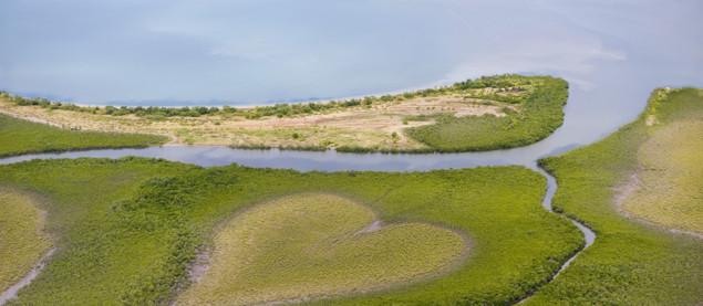 Le Coeur de Voh, Nouvelle-Calédonie - Province Nord - Koh Lanta - Le Choc des Héros - Nouvelle Calédonie