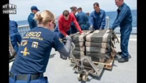 A l'affût des narco sous-marins, ces garde-côtes découvrent 7 tonnes de cocaïne