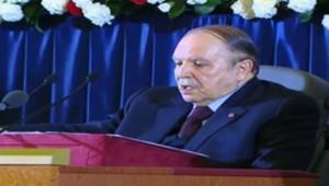 Abdelaziz Bouteflika, le 28/4/14