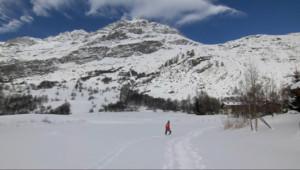 Le 13 heures du 20 janvier 2015 : Le Villaron, un village loin des grandes stations de ski - 2147.704