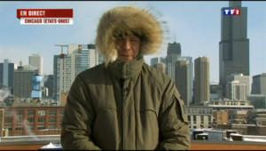 """Le 20 heures du 6 janvier 2014 : Record de froid aux Etats-Unis : """"C%u2019est le 6 janvier le plus froid de l%u2019histoire de Chicago"""" - 768.343"""