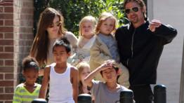 Les 6 enfants d'Angelina Jolie et Brad Pitt