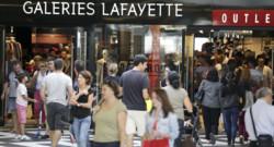 Les Galeries Lafayette ouvrent un magasin de déstockage