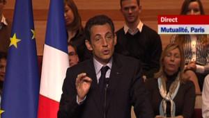 Nicolas Sarkozy conseil national UMP