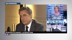 """Nicolas Sarkozy : """"Il existe une écoute, qui n'a pas fuité dans la presse"""""""