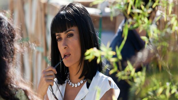 Salma Hayek dans le film Savages d'Oliver Stone