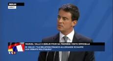 """Valls à Sarkozy : """"Jamais je ne dirai à mes compatriotes que j'ai honte de mon pays"""""""