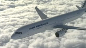 avion Air France Airbus