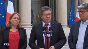 Brexit : Jean-Luc Mélenchon consterné par sa rencontre avec François Hollande