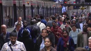Grève dans les transports parisiens