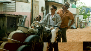 Johnny Depp dans The Rum Diary