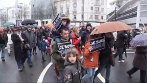 Le 13 heures du 12 janvier 2015 : Attentats en France : comment ces attaques sont-elles perçues par les enfants ? - 2763.114