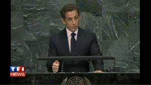 Sarkozy annonce une hausse de 20% de l'aide française au Fonds mondial