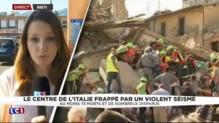Séisme en Italie : une cellule de soutien et d'hébergement mise en place
