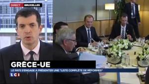 Sommet européen de Bruxelle : Pas d'aide financière pour la Grèce