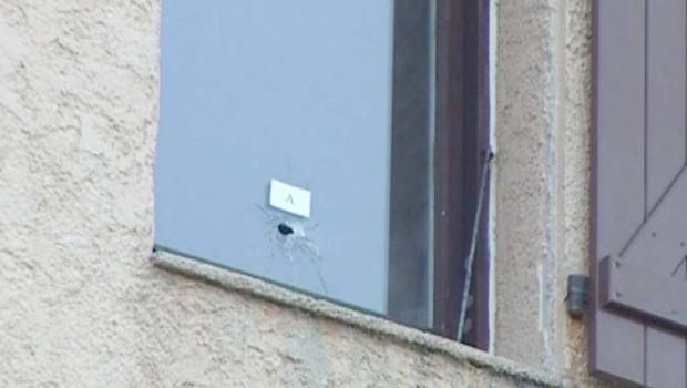 La gendarmerie de Cargèse, en Corse du Sud, a été mitraillée