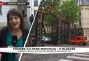 Foudre au parc Monceau: un enfant toujours en réanimation