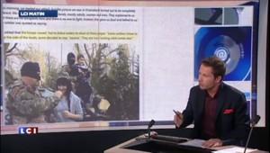 L'oeil du Web : l'armée ukrainienne désarmée par des civils