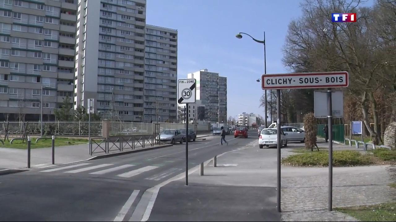 Clichy Sous Bois, dix ans apr u00e8s lesémeutes Le journal de 20h MYTF1News # Commissariat De Clichy Sous Bois