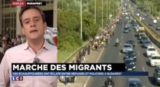 """Les migrants à la Hongrie : """"Allez vous faire foutre !"""""""