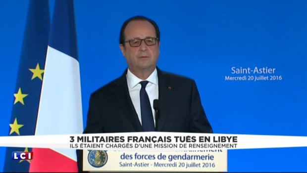 Libye : la France reconnaît pour la première fois la présence de soldats français