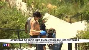 Attentats de Nice : la difficulté des parents à répondre aux questions des enfants