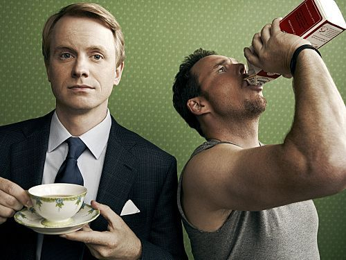 How To Be A Gentleman Saison 1. Srie amricaine cre par David Hornsby en 2011. Avec : David Hornsby, Kevin Dillon, Mary Lynn Rajskub et Nancy Lenehan