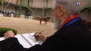 Le 20 heures du 11 avril 2015 : Le cheval, source d'inspiration inépuisable pour les artistes - 1880.1360000000002