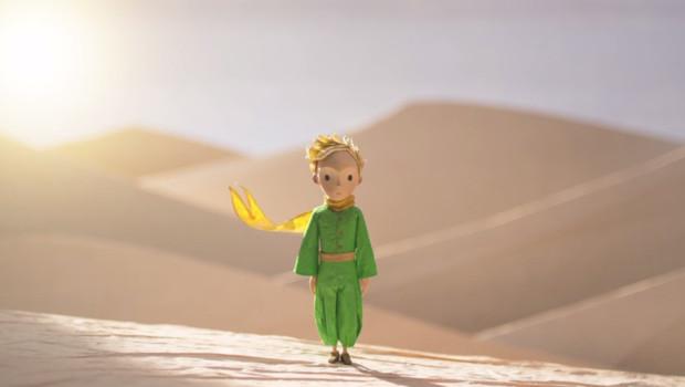 Le Petit Prince de Mark Osborne