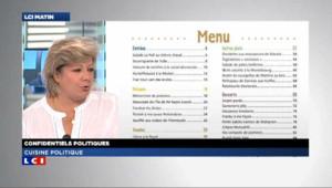 Les recettes minceurs de François Hollande