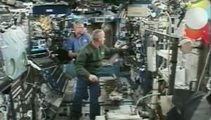 TF1-LCI Station spatiale internationale ISS