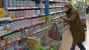 consommation magasin supermarché budget pouvoir d'achat