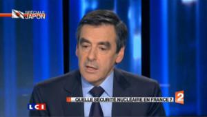 """Fillon : """"Paris sera plus strict pour l'exportation de centrales"""" nucléaires"""