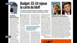 La REVUE DE PRESSE de Michel Field : le duel Duflot/Valls fait de l'ombre à Hollande