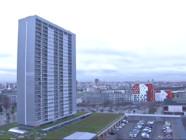 Le 20 heures du 29 janvier 2015 : La Courneuve, banlieue d'avenir en perpétuelle mutation - 587.9873960266113