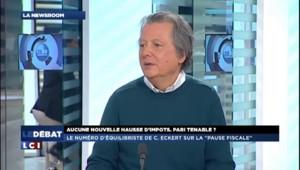 """Pas de hausse d'impôt d'ici 2017 : """"Les Français ne sont pas dupes"""""""